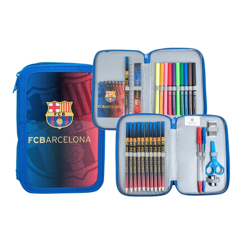 Afbeelding van Etui FC Barcelona Gevuld