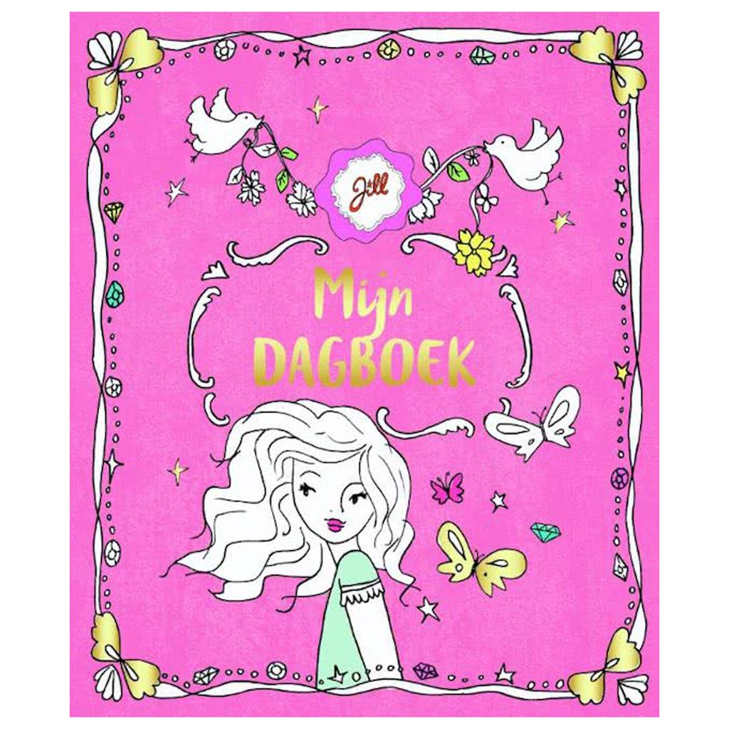 Afbeelding van Boek Jill Mijn Dagboek