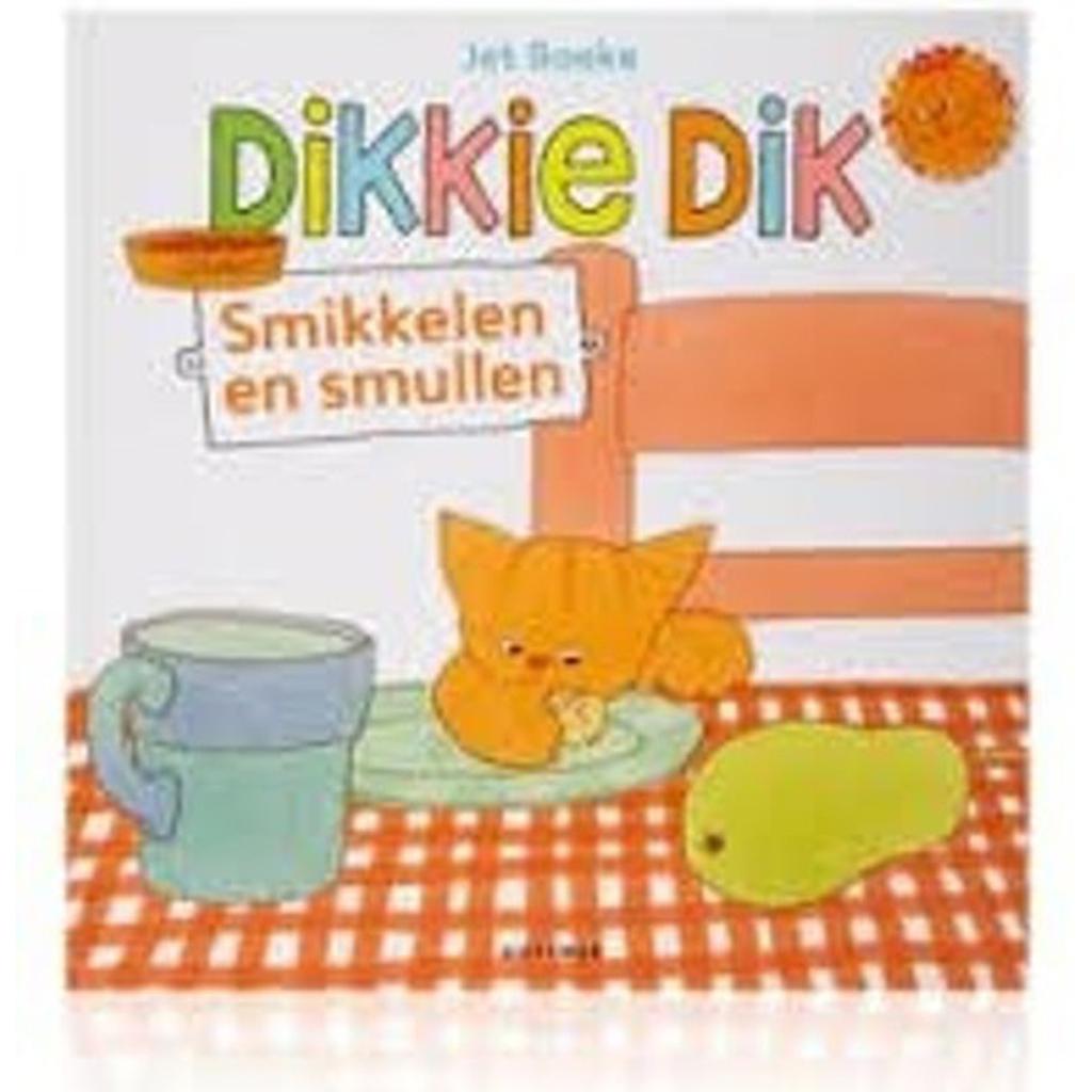 Afbeelding van Boek Dikke Dik Smikkelen En Smullen