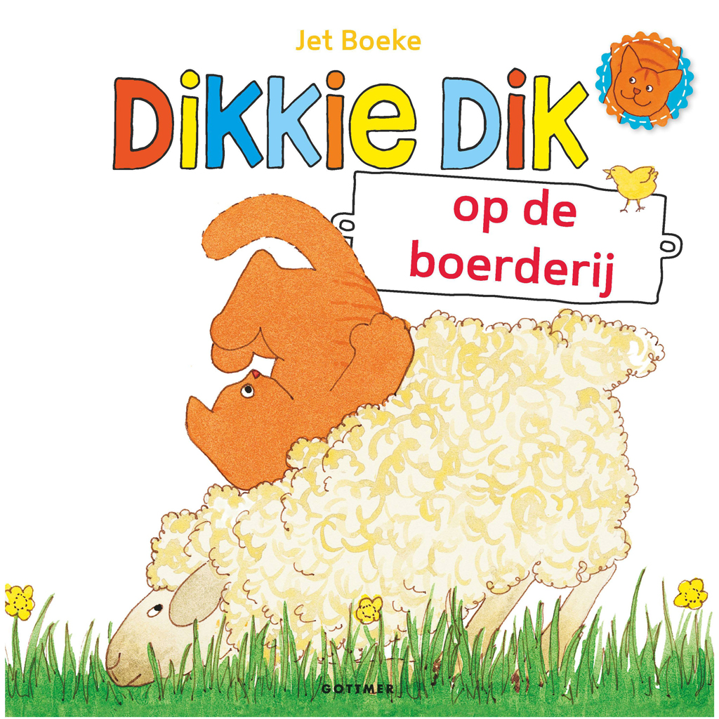 Afbeelding van Boek Dikkie Dik Op De Boerderij