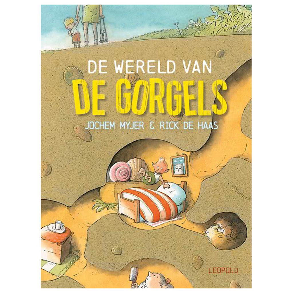 Afbeelding van Boek De Werels Van Gorgels