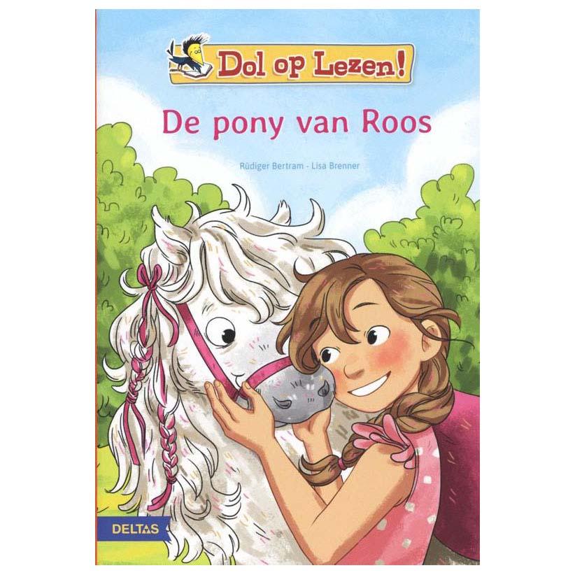 Afbeelding van Boek Dol Op Lezen De Pony Van Roos 6+
