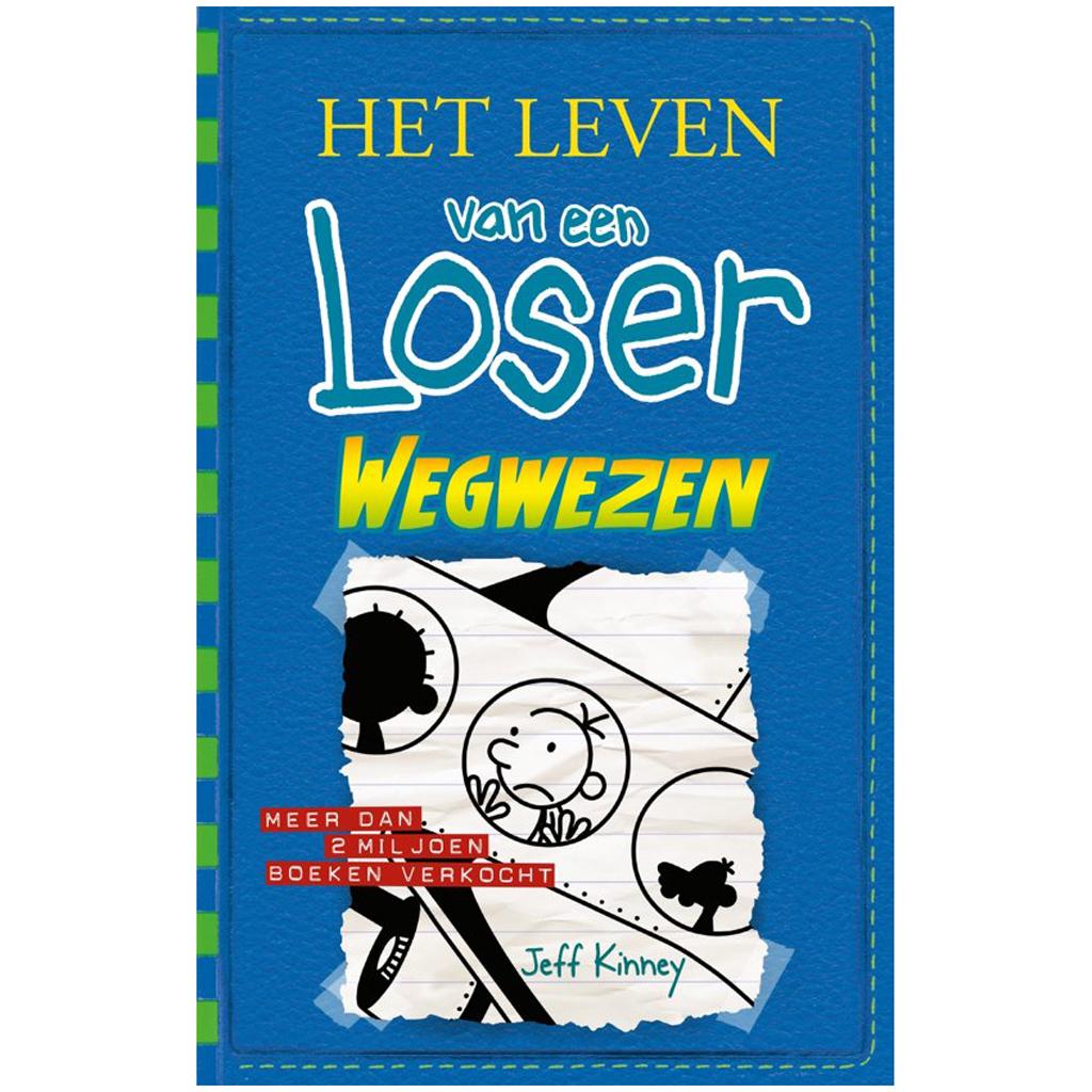 Afbeelding van Boek Leven Van Een Loser Deel 12 Wegwezen