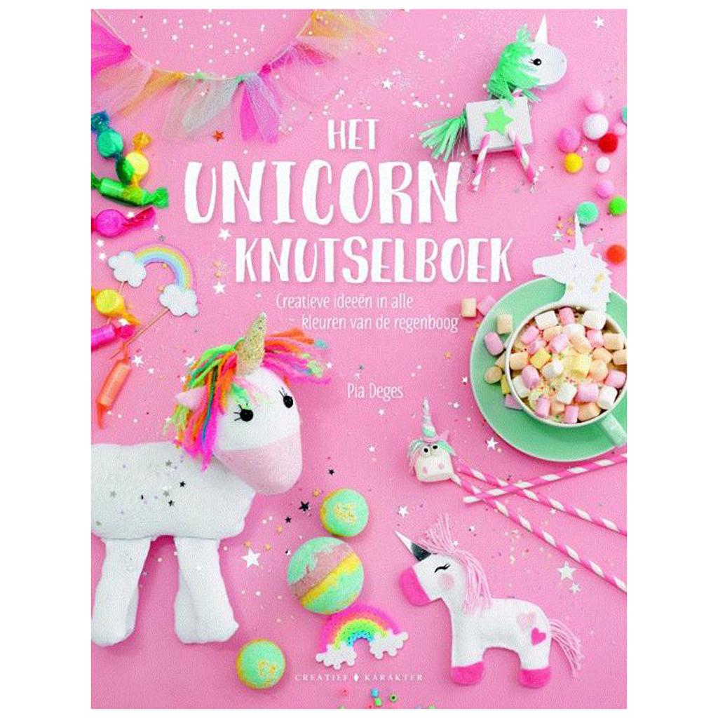 Afbeelding van Boek Het Unicorn Knutselboek