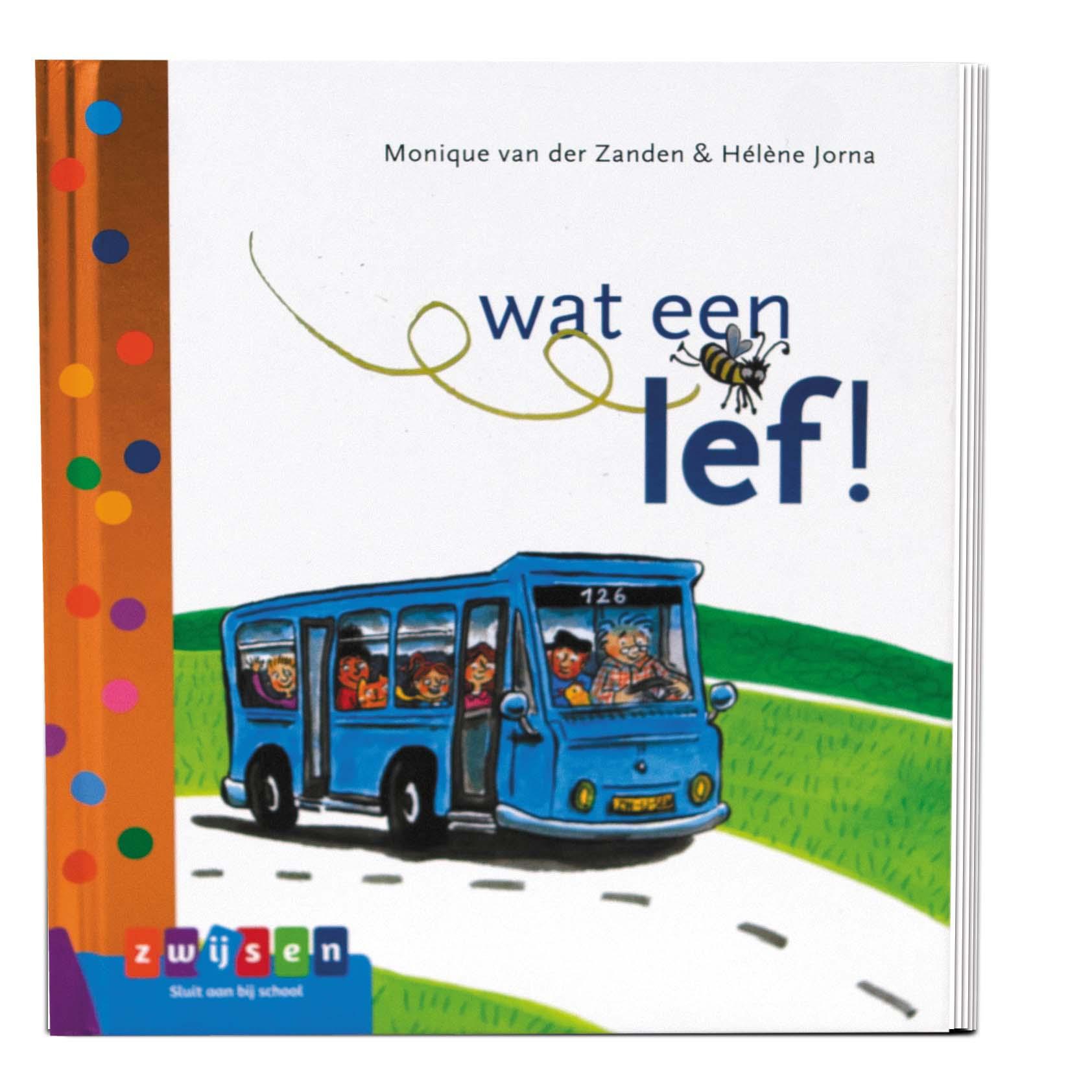 Afbeelding van Boek Avi Start Wat Een Lef!
