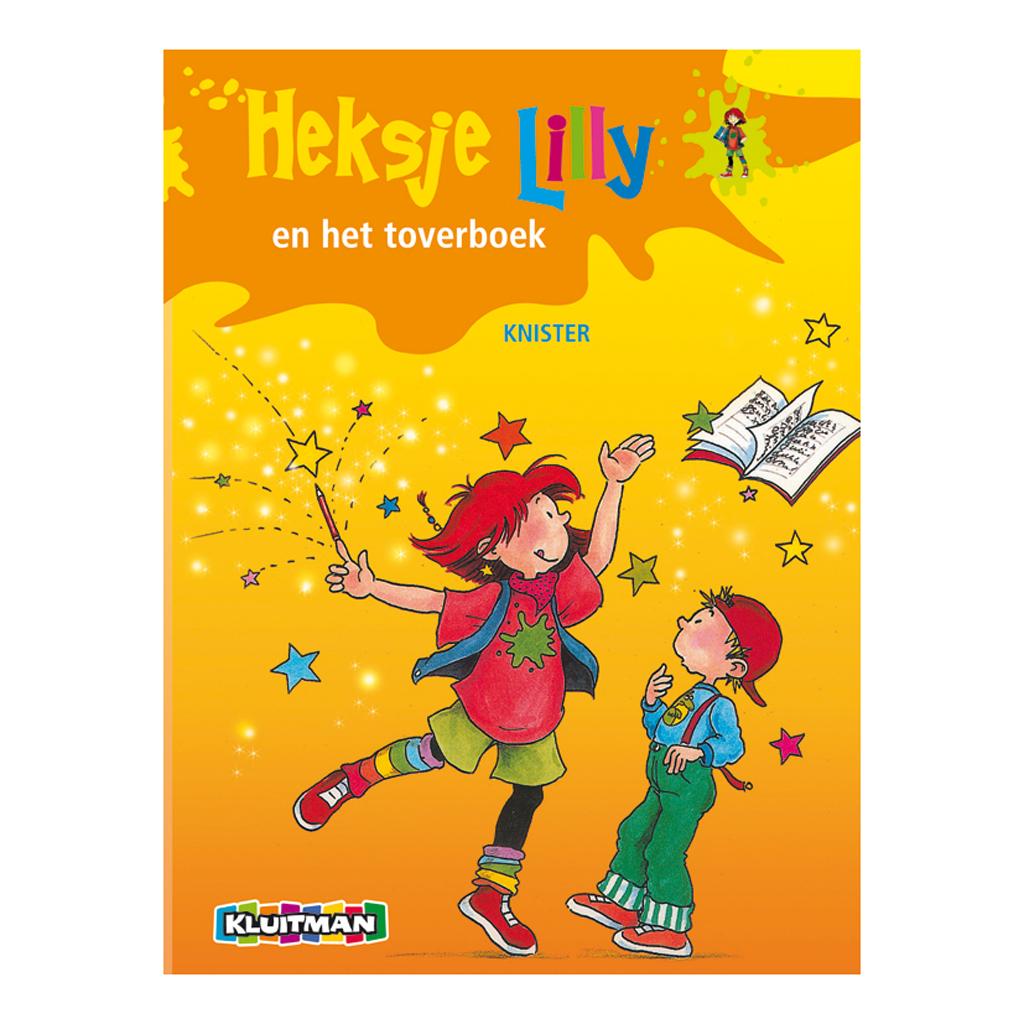 Afbeelding van Boek AVI Heksje Lilly En Het Toverboek