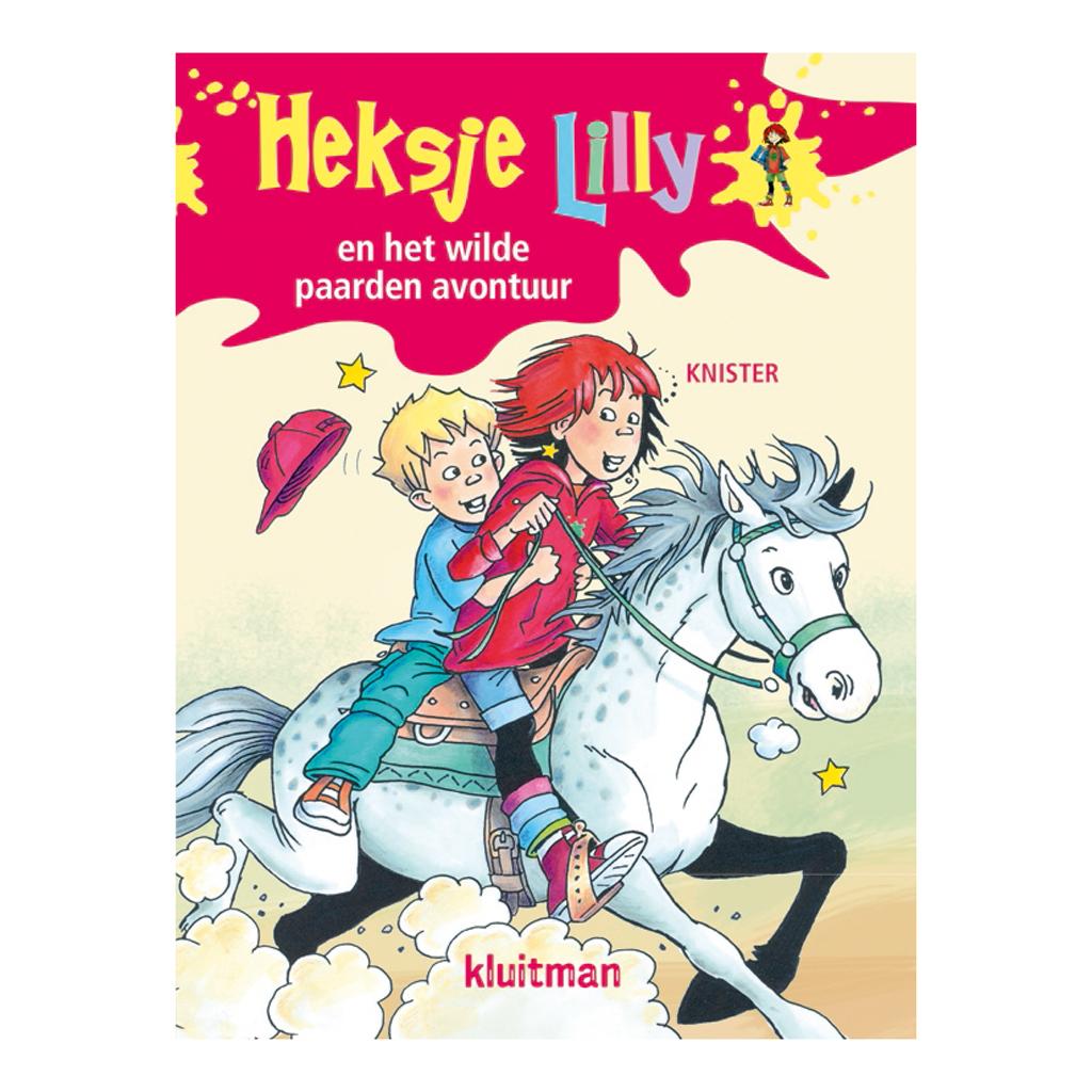 Afbeelding van Boek Heksje Lilly En Het Wilde Paardenavontuur