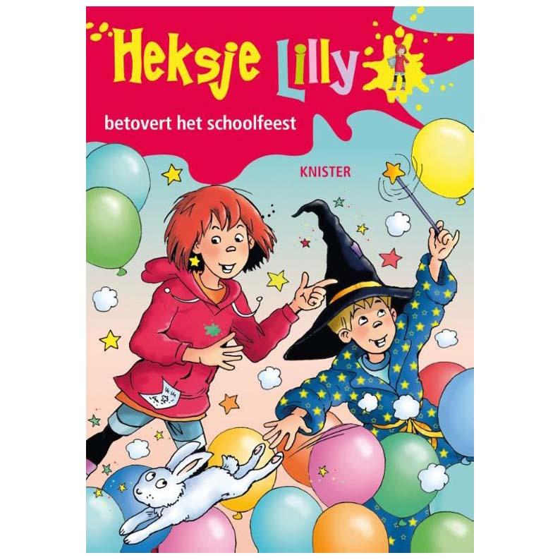 Afbeelding van Boek Avi Heksje Lilly Betovert Het Schoolfeest