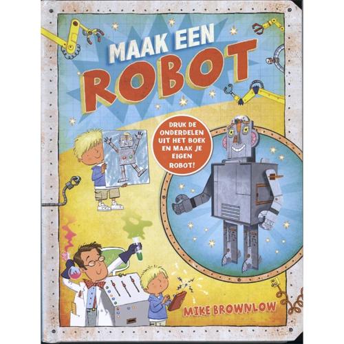 Afbeelding van Boek Maak Een Robot