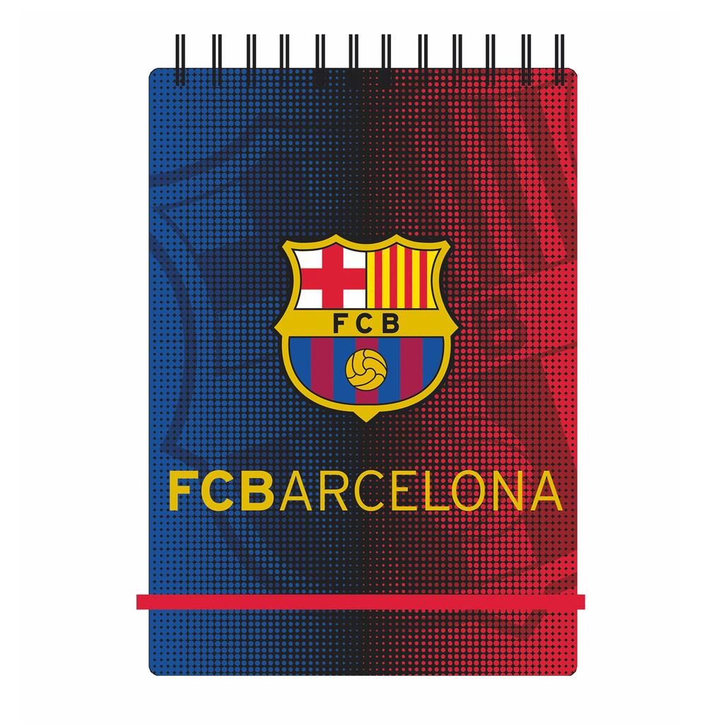 Afbeelding van Barcelona Spiraalblok Met Elasto Sluiting