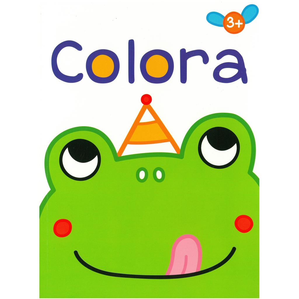 Afbeelding van Kleurboek Colora 3+