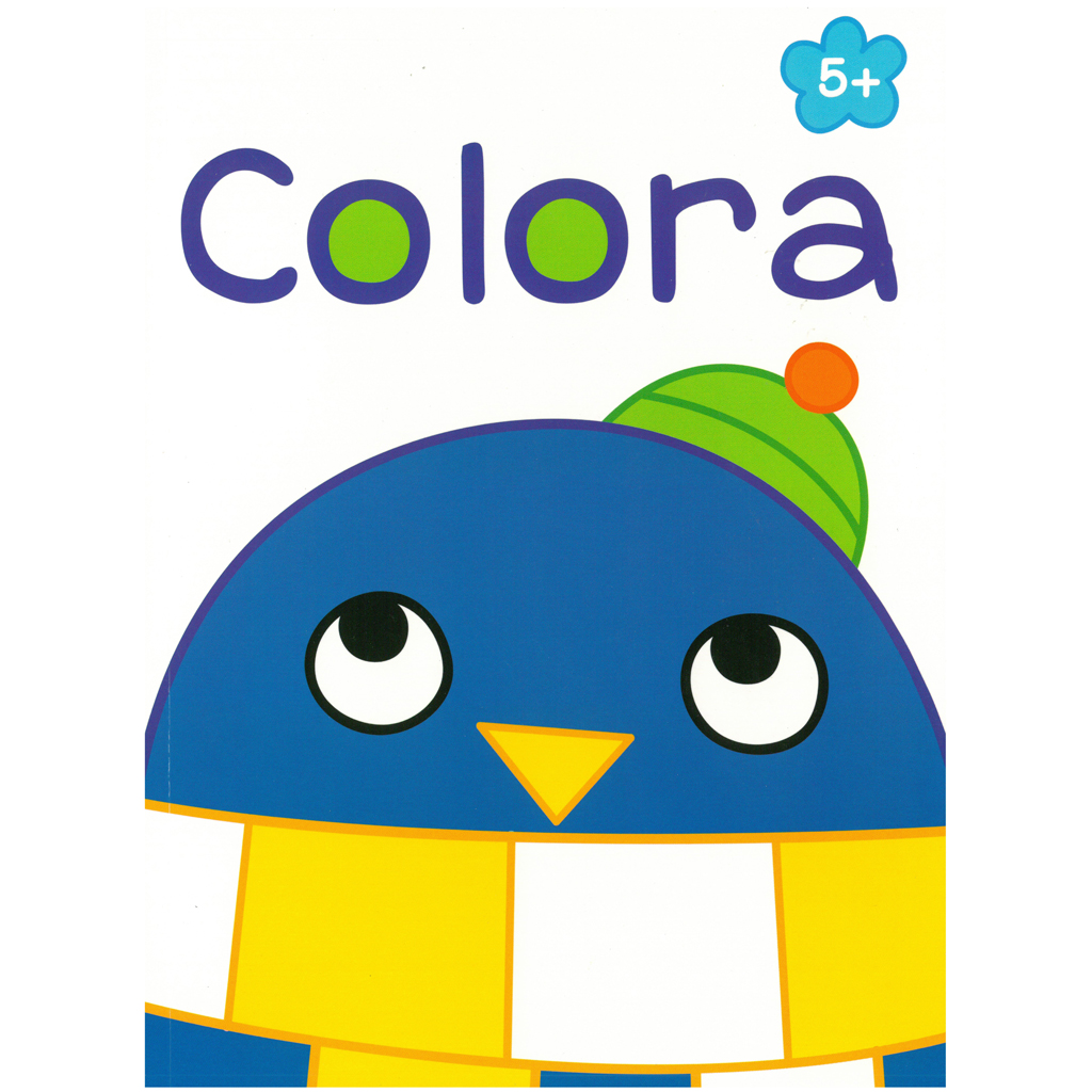 Afbeelding van Kleurboek Colora 5+
