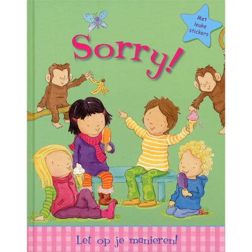 Afbeelding van Boek Sorry!