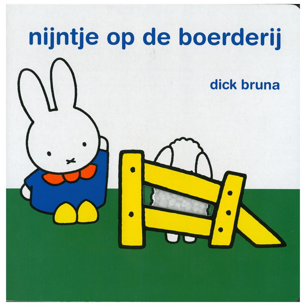 Afbeelding van Boek Nijntje Op De Boerderij