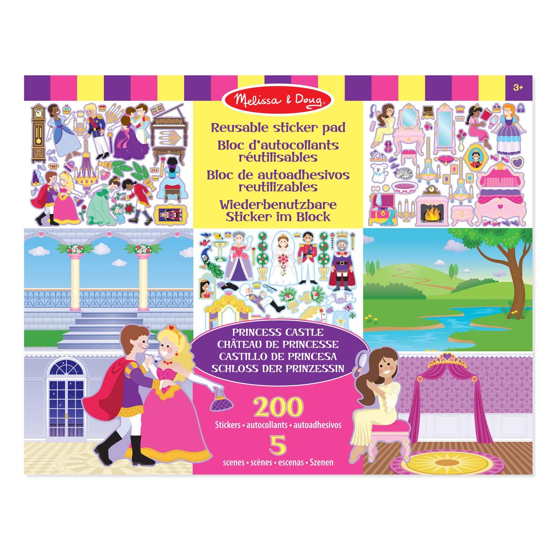 Afbeelding van Stickerboek Groot Prinses 35 X 28 Cm