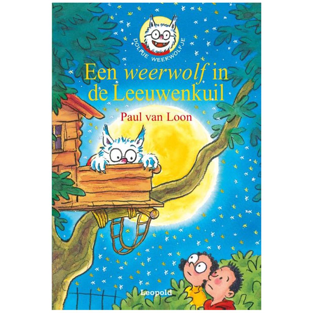 Afbeelding van Boek Dolfje Weerwolfje Een Weerwolf In De Leeuwenkuil