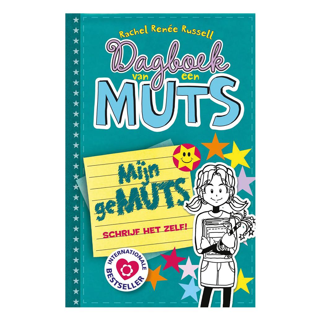Afbeelding van Boek Dagboek Van Een Muts 3,5 Mijn Gemuts