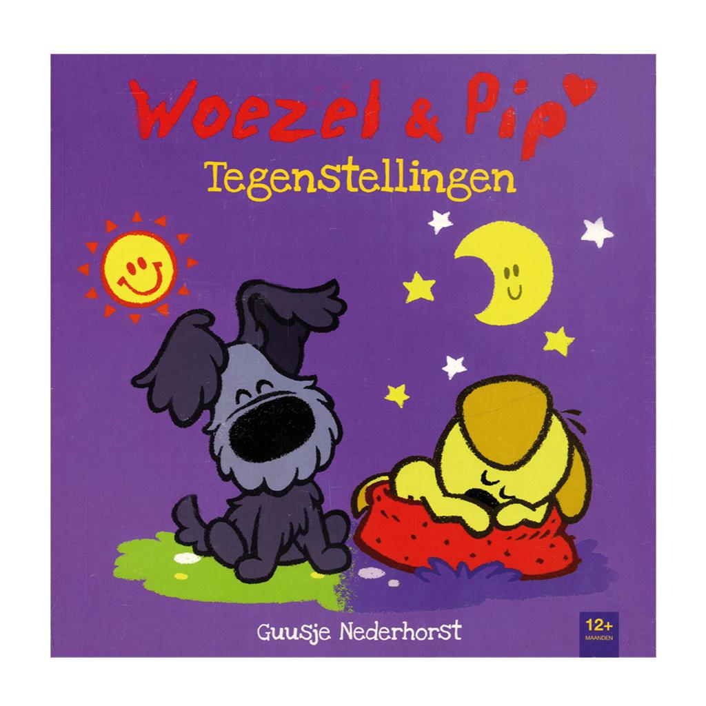 Afbeelding van Boek Woezel & Pip Tegenstellingen