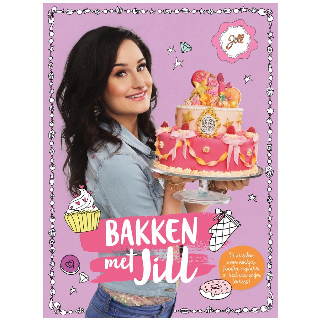 Afbeelding van Boek Jill Bakken Met Jill