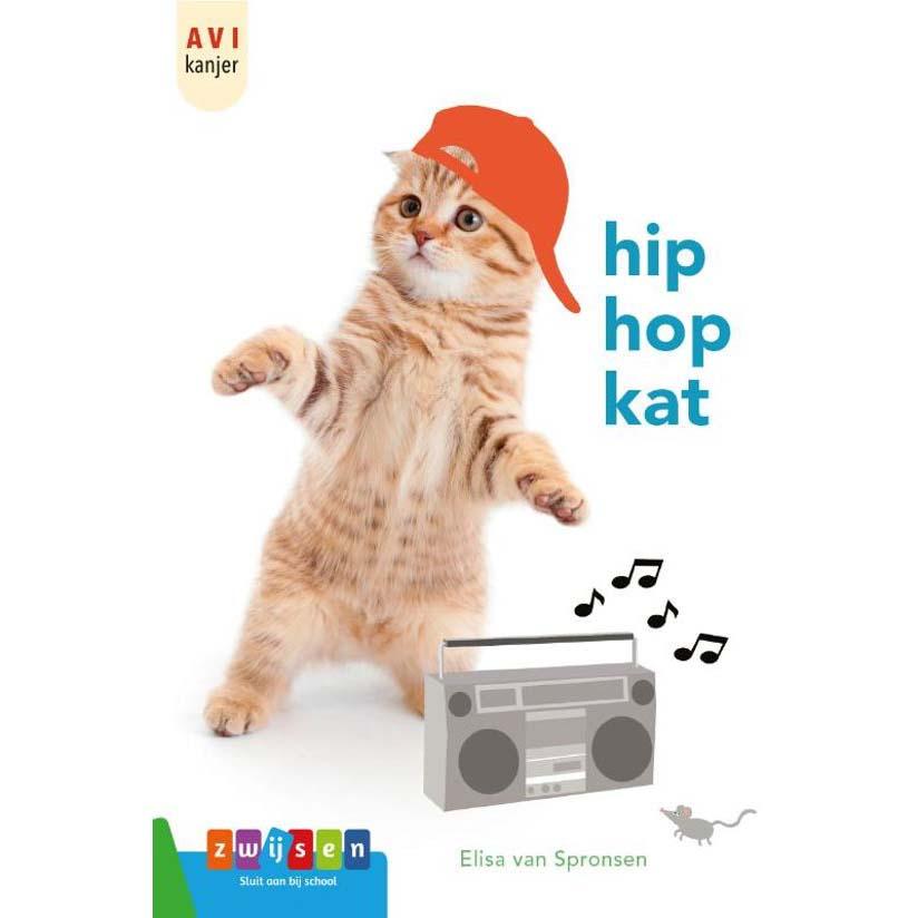 Afbeelding van Boek Avi Start Hip Hop Kat