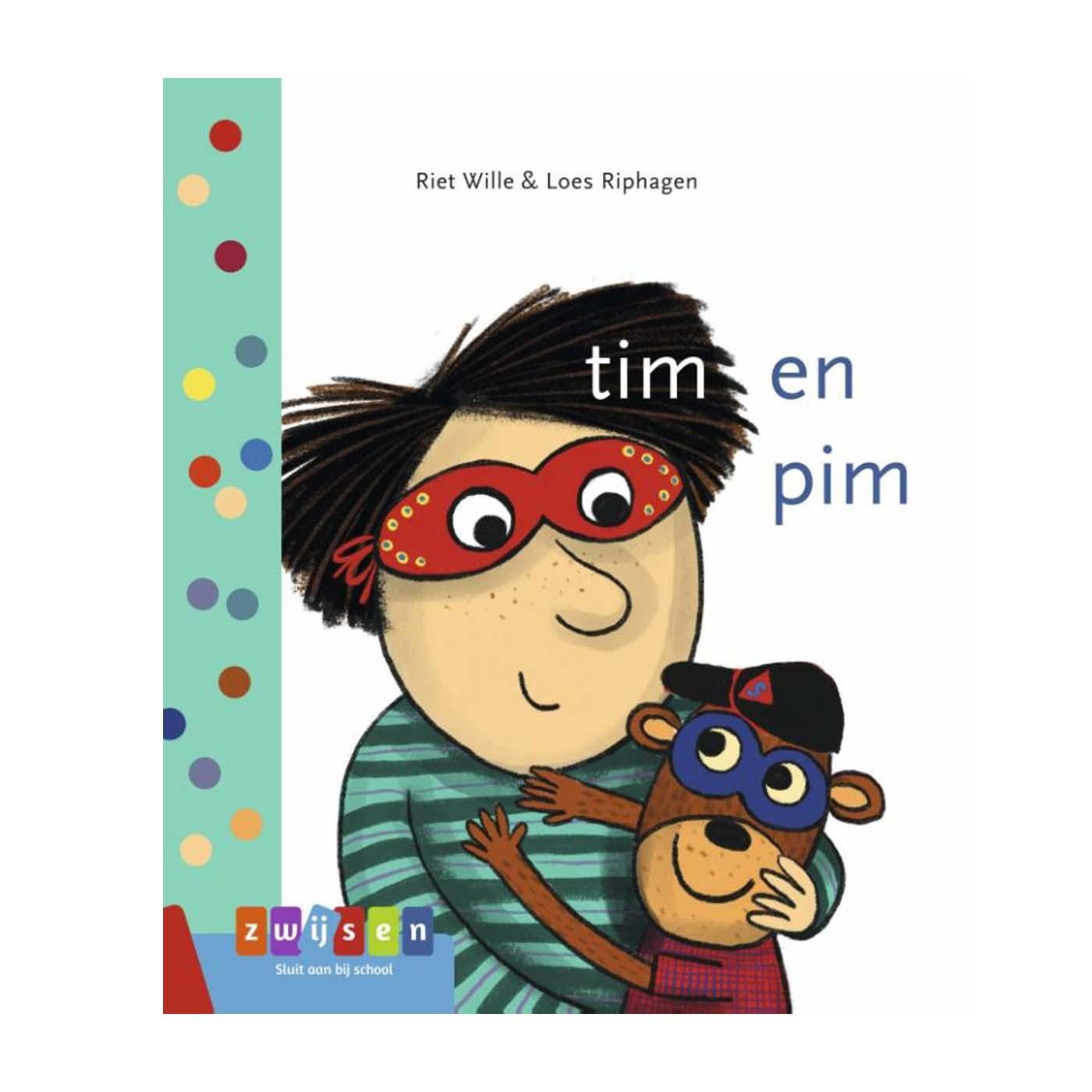 Afbeelding van Boek Avi Sart Tim En Pim