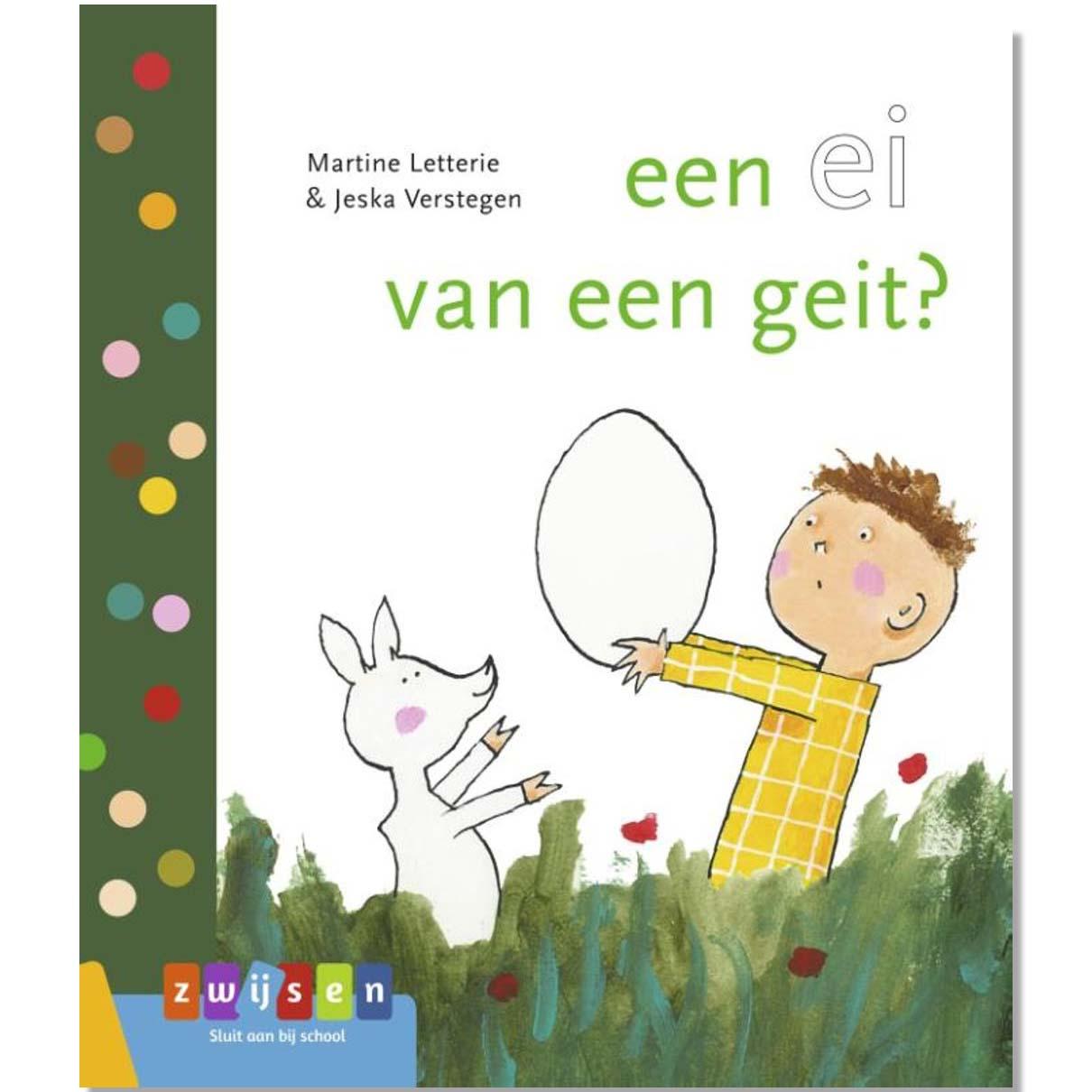 Afbeelding van Boek Avi Start Een Ei Van Een Geit
