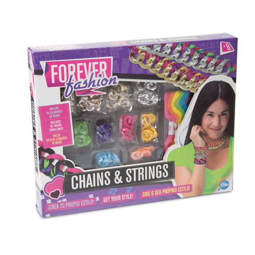 Afbeelding van Forever Fashion Chains & Strings