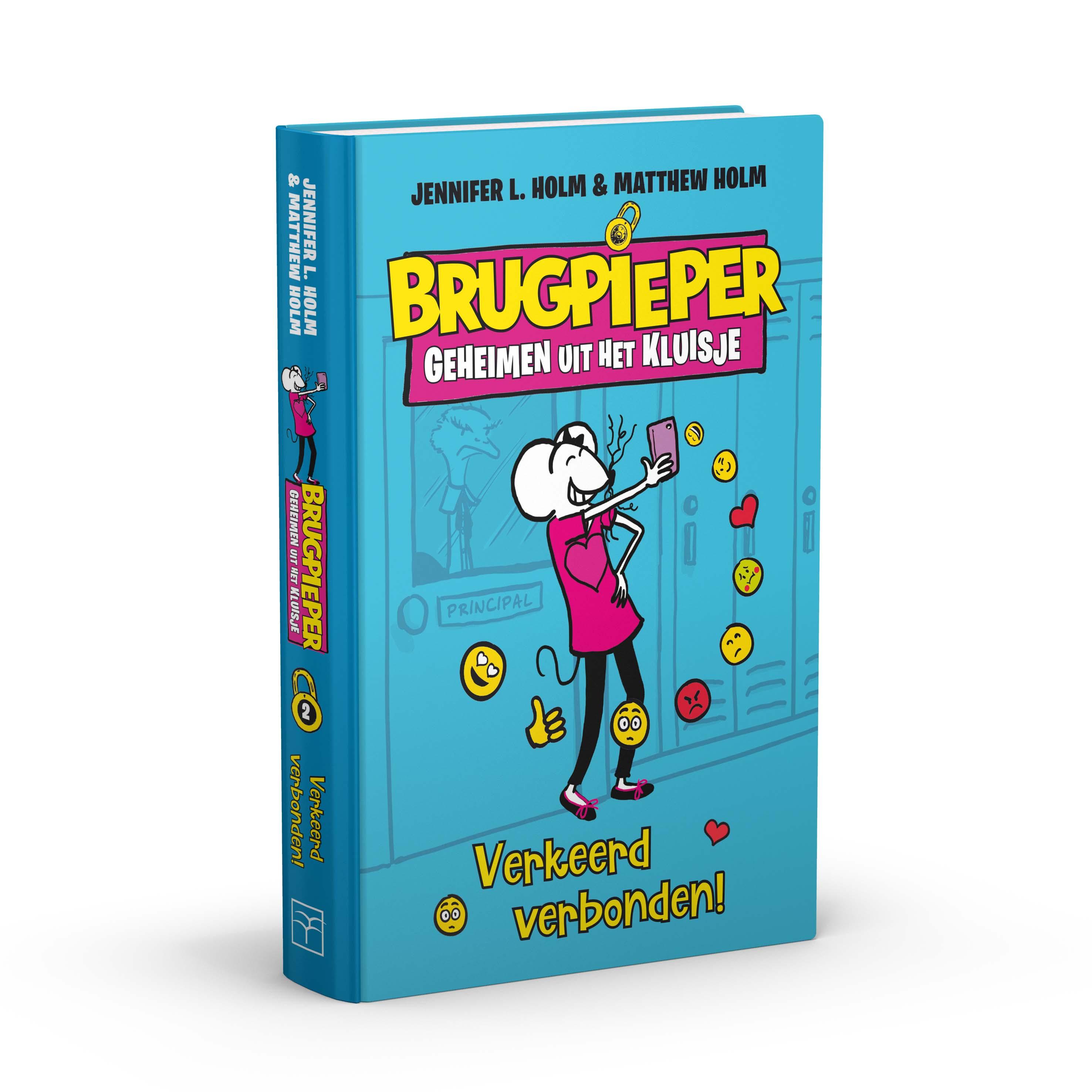 Afbeelding van Boek Brugpieper 2