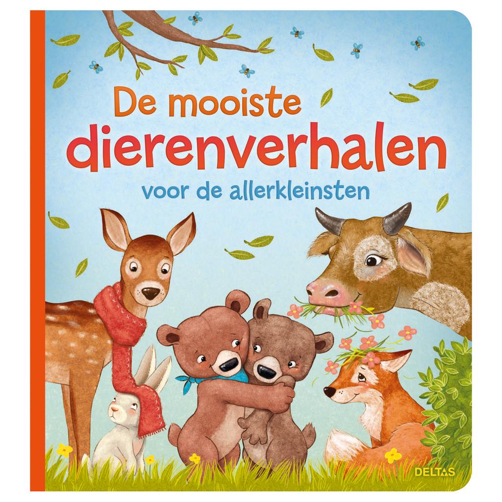 Afbeelding van Boek De Mooiste Dierenverhalen Voor De Allerkleinsten