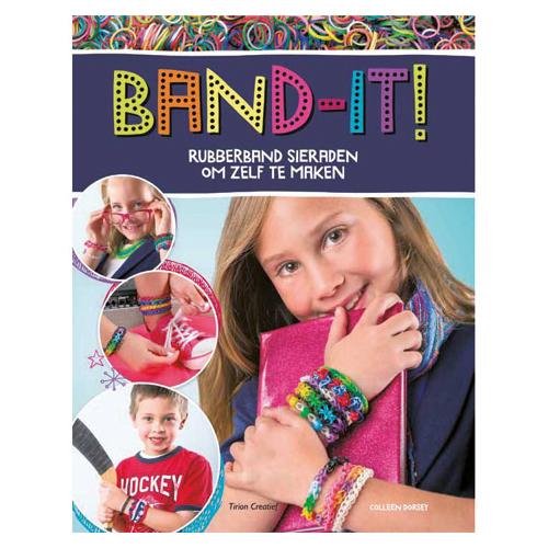 Afbeelding van Boek Loom Band-It! Deel 1