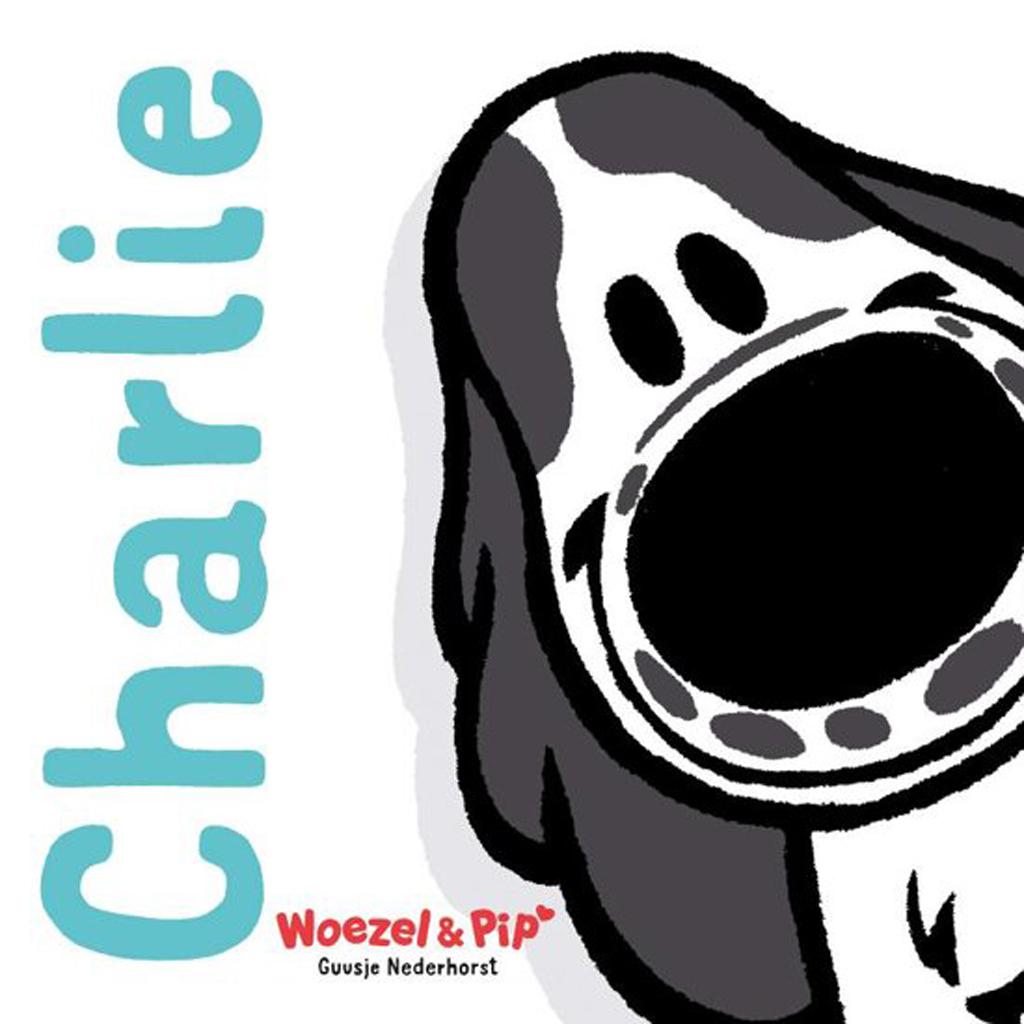 Afbeelding van Boek Woezel & Pip Kartonboek Charlie