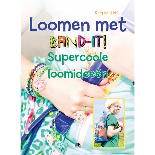 Afbeelding van Boek Loom Band-It! Deel 4