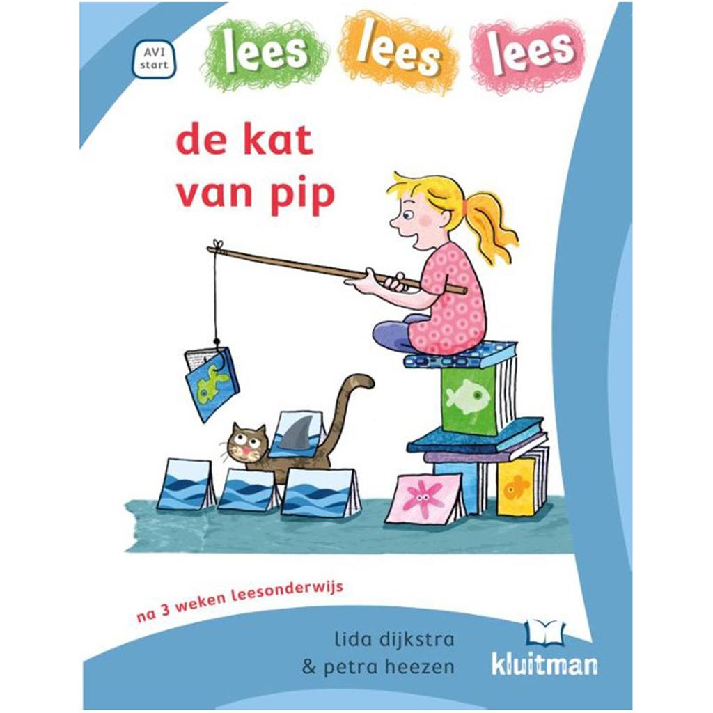 Afbeelding van Boek Lees Lees Lees Avi Start 1 De Kat Van Pip
