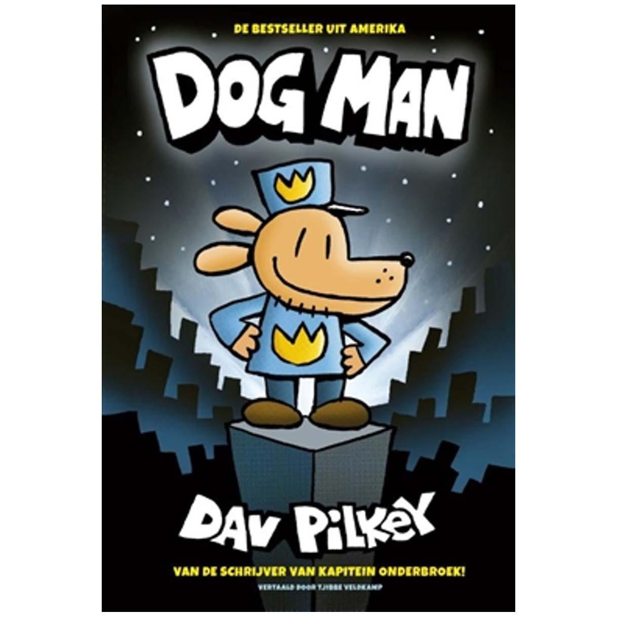 Afbeelding van Boek Dog Man Deel 1