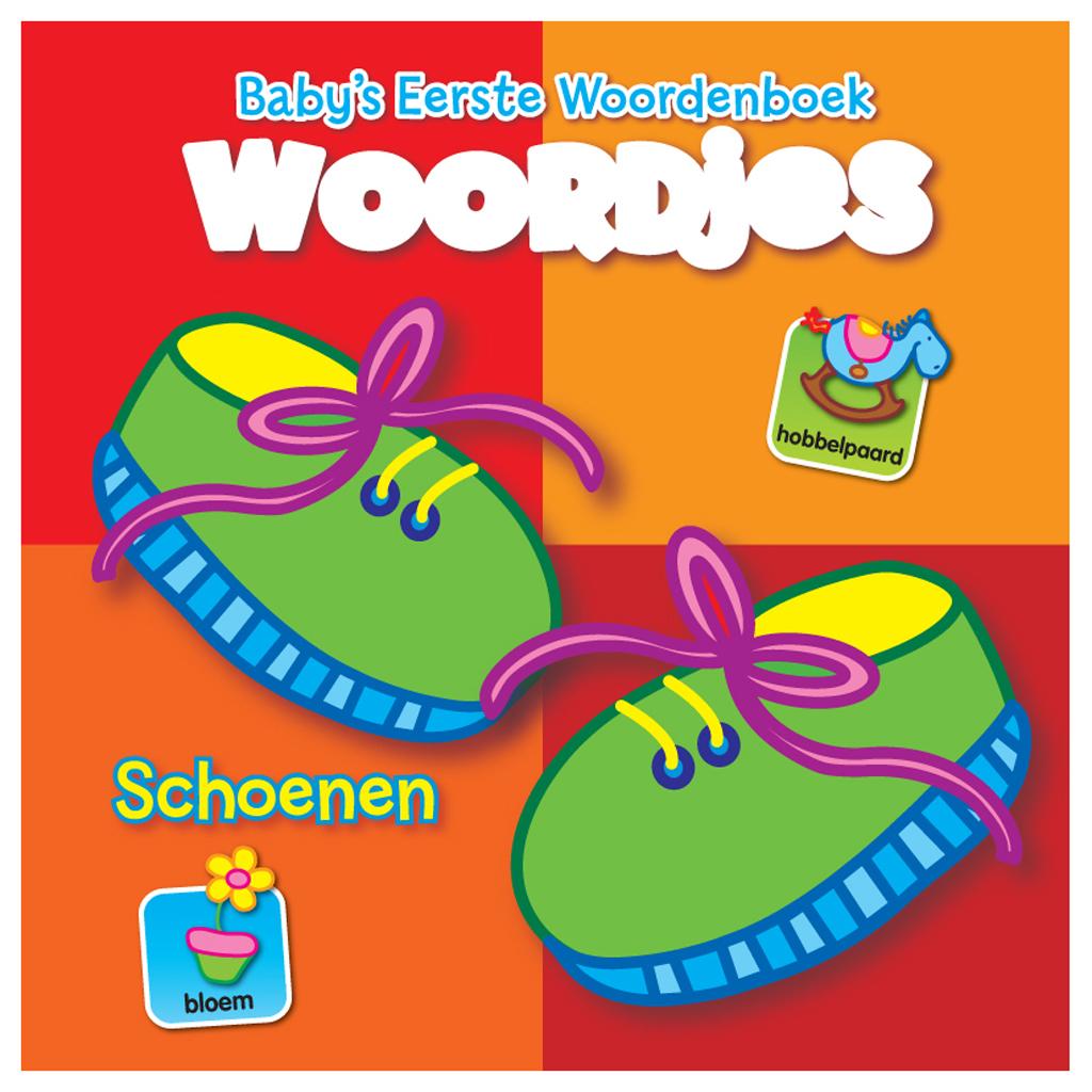 Afbeelding van Boek Baby's Eerste Woordenboek Woorden
