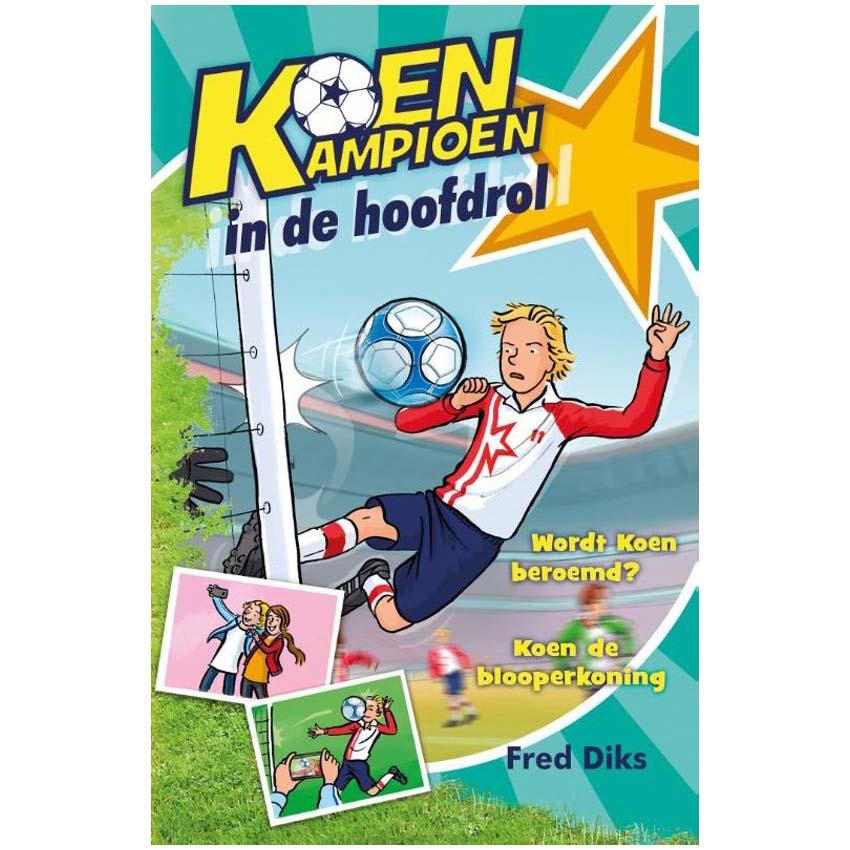 Afbeelding van Boek Avi Koen Kampioen In De Hoofdrol
