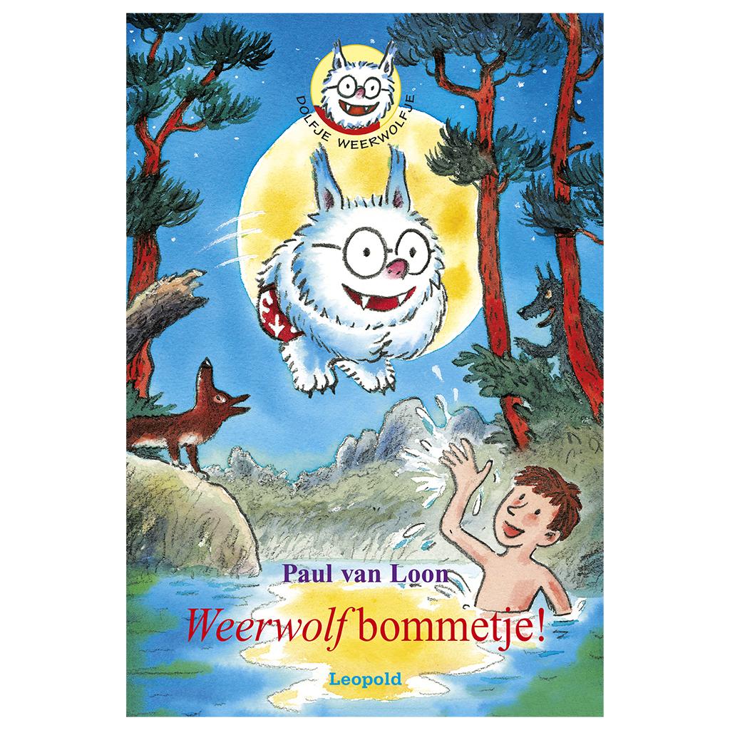 Afbeelding van Boek Dolfje Weerwolfje Weerwolfbommetje!