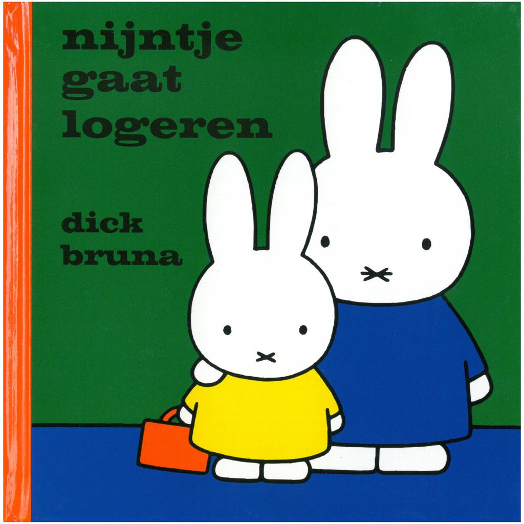 Afbeelding van Boek Nijntje Gaat Logeren
