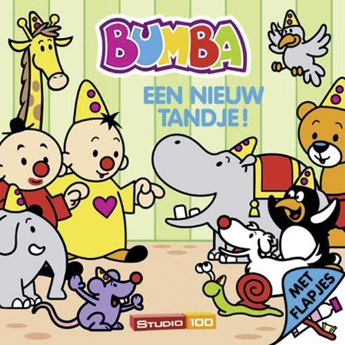 Afbeelding van Boek Bumba Een Nieuw Tandje!