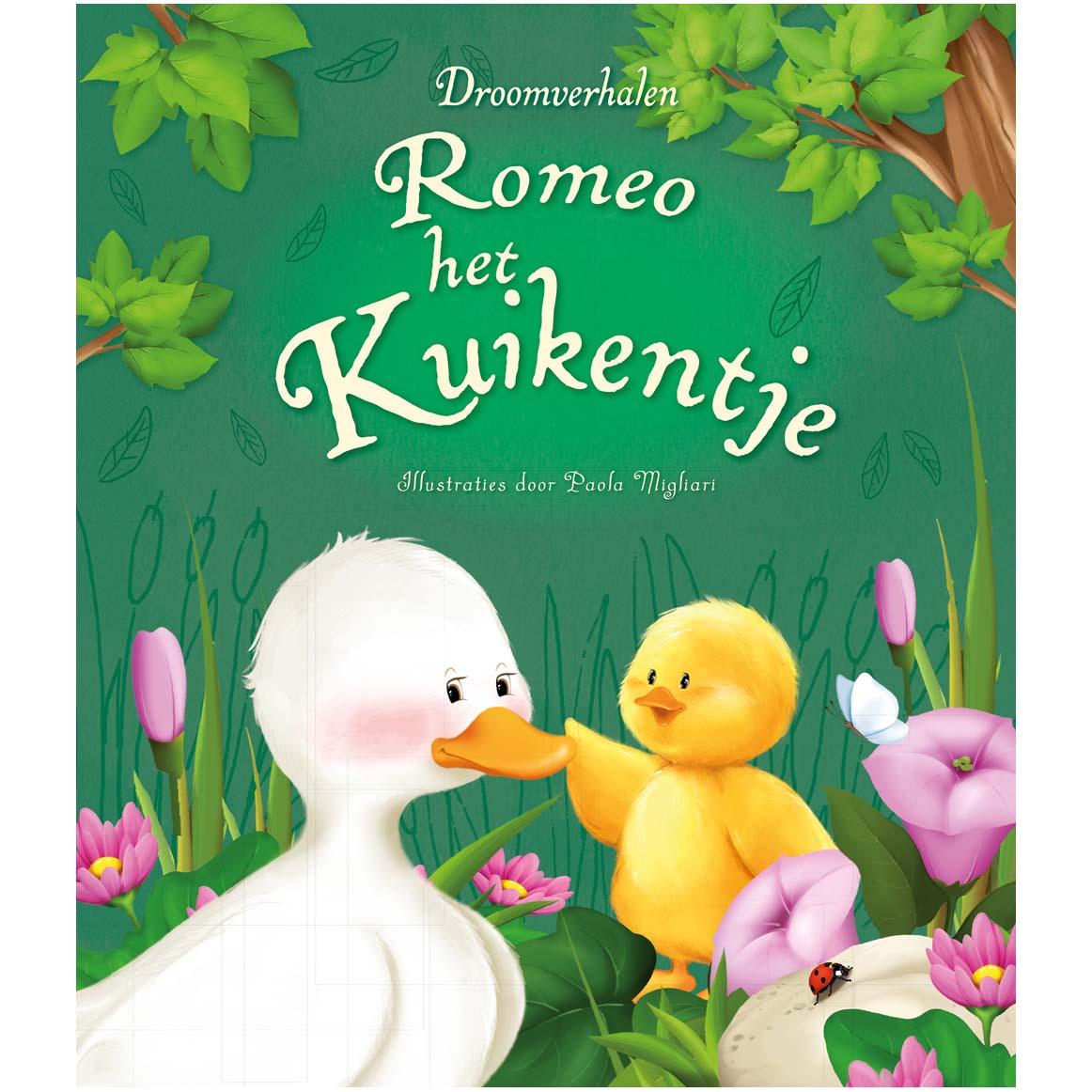 Afbeelding van Boek Romeo Het Kuikentje - Droomverhalen