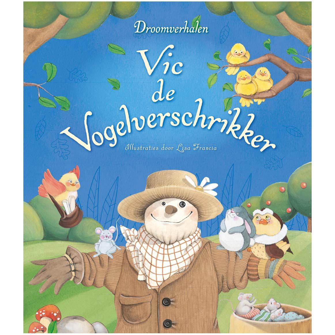 Afbeelding van Boek Vic De Vogelverschrikker - Droomverhalen
