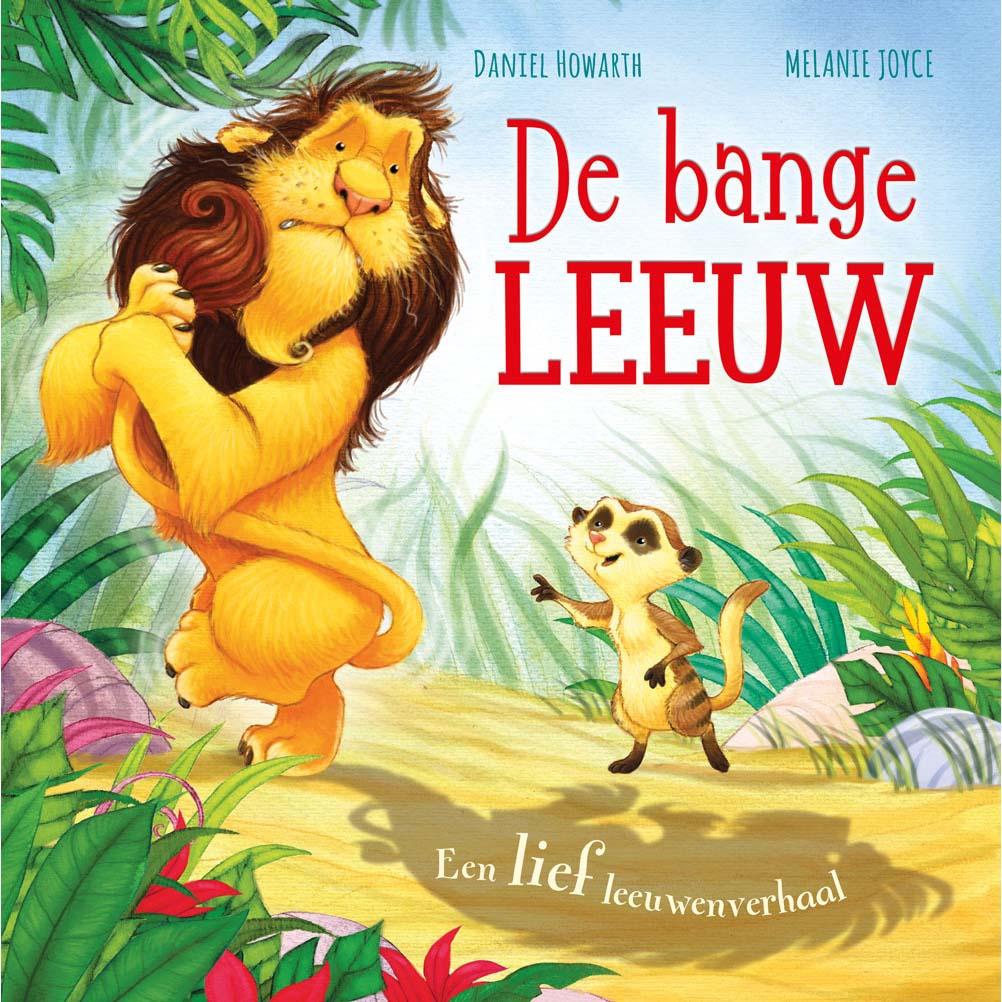 Afbeelding van Boek De Bange leeuw