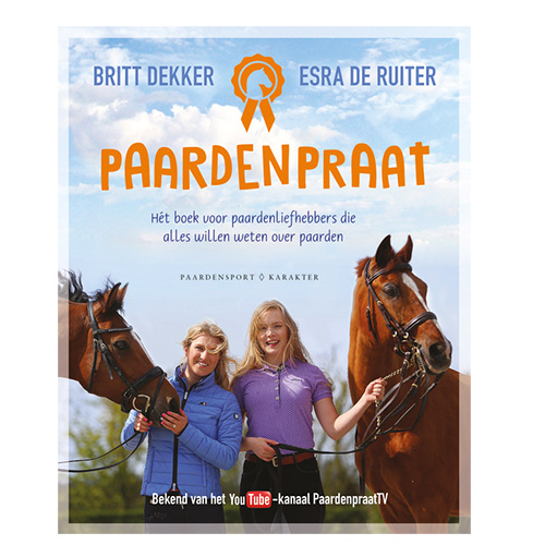 Afbeelding van Boek Britt En Esra Paardenpraat TV