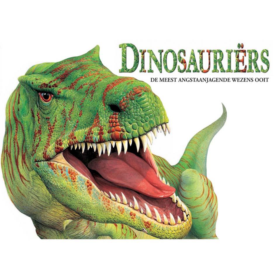 Afbeelding van Boek Dinosauriers De Meest Angstaanjagende Wezens Ooit