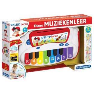 Afbeelding van Spelend Leren Muziek Piano