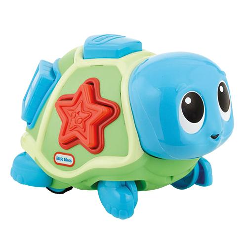 Afbeelding van Little Tikes Crawl 'N Pop Turtle