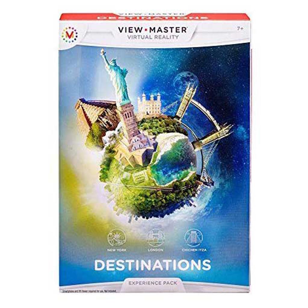 Afbeelding van View Master Virtual Reality Belevingspakket Bestemmingen