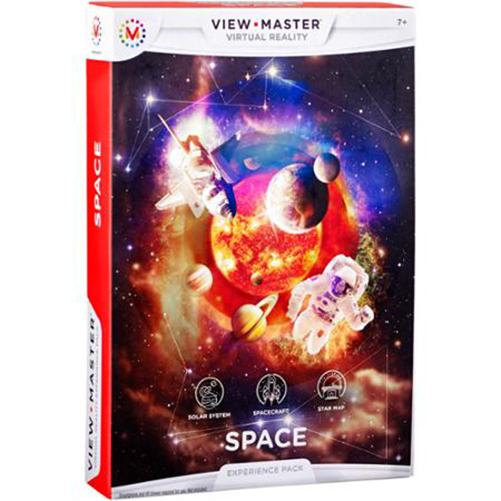 Afbeelding van View Master Virtual Reality Belevingspakket Ruimte
