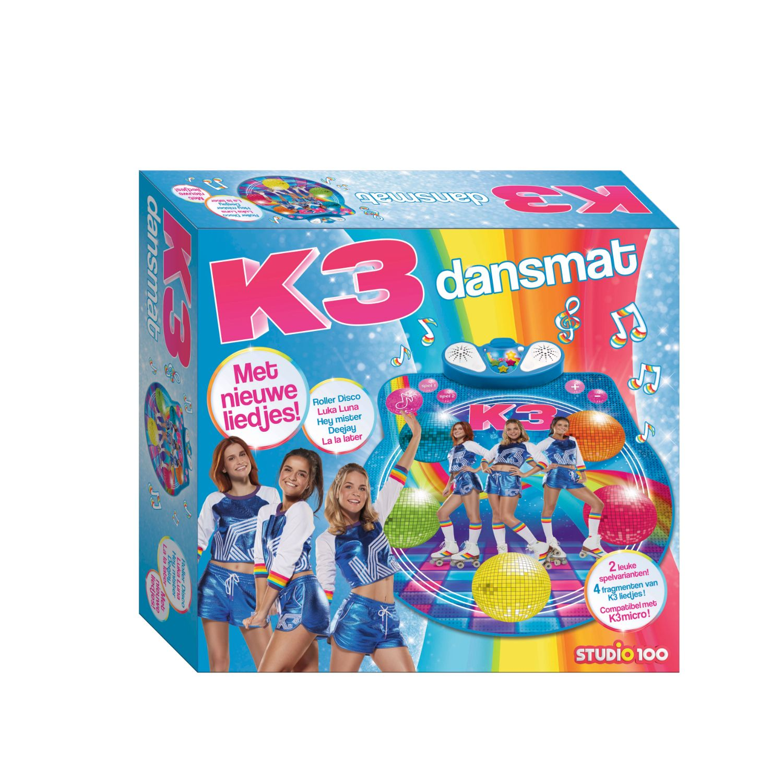 Afbeelding van K3 Dansmat Roller Disco V2