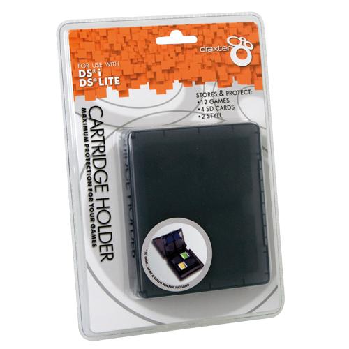 Afbeelding van Cartridgehouder Voor NDS/NDSi Spellen Zwart